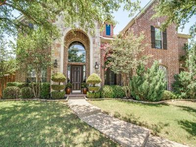 Frisco Single Family Home For Sale: 11381 Bent Creek Trail