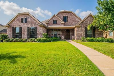 Keller Single Family Home Active Option Contract: 708 Crater Lake Circle