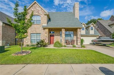 North Richland Hills Single Family Home Active Option Contract: 6915 Tradonna Lane