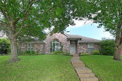 Frisco Single Family Home For Sale: 7780 King Arthur Road