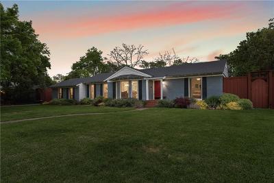 Dallas Single Family Home For Sale: 1214 N Selva Drive