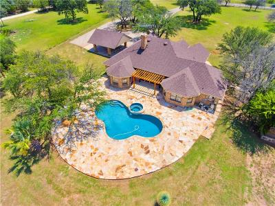 Somervell County Single Family Home Active Contingent: 2001 County Road 413
