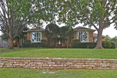 Garland Single Family Home For Sale: 1502 Palm Valley Drive