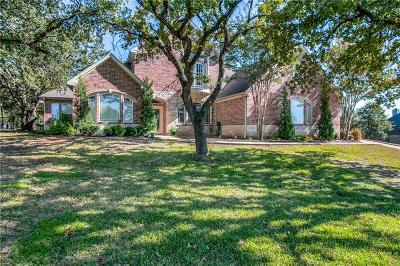 Mansfield Single Family Home For Sale: 7501 Wooded Acres Trail