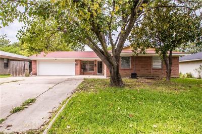 Mesquite Single Family Home For Sale: 3309 Shorewood Drive