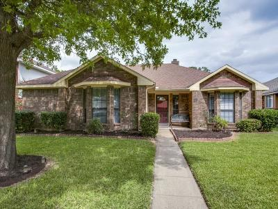 Garland Single Family Home For Sale: 5422 Meadow Vista Lane