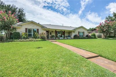 Highland Village Single Family Home For Sale: 226 Bexar Drive