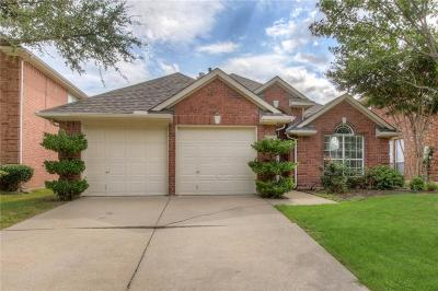 Frisco Single Family Home For Sale: 9362 Homestead Lane
