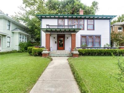 Single Family Home For Sale: 5106 Junius Street