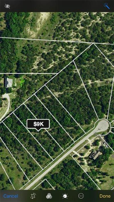 Erath County Residential Lots & Land For Sale: 2325 Sunfish Point