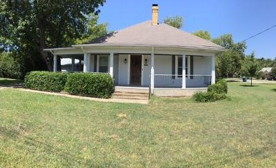 Roanoke Single Family Home Active Option Contract: 406 Austin Street