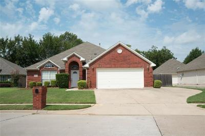 North Richland Hills Single Family Home For Sale: 6937 Herman Jared Drive