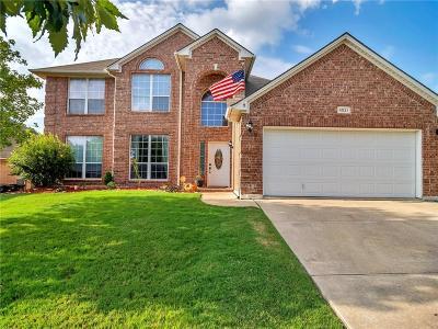 Single Family Home For Sale: 4021 Bedington Lane