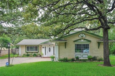 Arlington Single Family Home For Sale: 2813 Norwood Lane