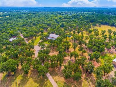 Somervell County Single Family Home Active Kick Out: 3563 Green Meadows Drive