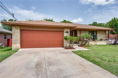 Dallas Single Family Home For Sale: 2219 Healey Drive