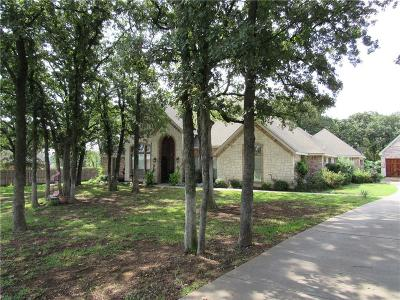Fort Worth Single Family Home For Sale: 6260 Toscana Circle