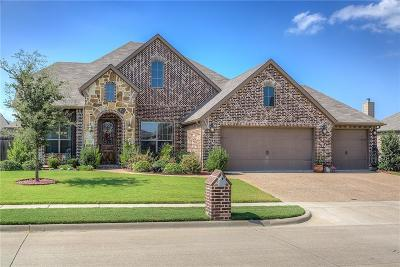 Forney Single Family Home For Sale: 504 Persimmon Trail