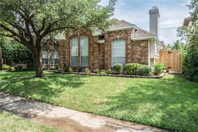 Rowlett Single Family Home For Sale: 1418 Foxwood Drive