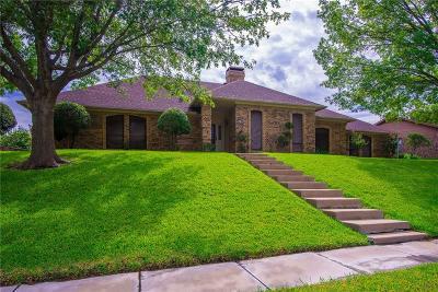 Benbrook Single Family Home Active Option Contract: 316 Sexton Lane