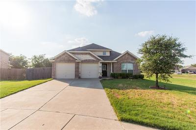 Crowley Single Family Home For Sale: 1000 Junegrass Lane