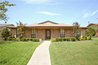 Carrollton Single Family Home For Sale: 2148 Courtland Circle