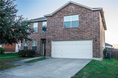 Fort Worth Single Family Home For Sale: 8612 Balwood Drive
