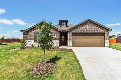 Waxahachie Single Family Home For Sale: 142 Chestnut Road