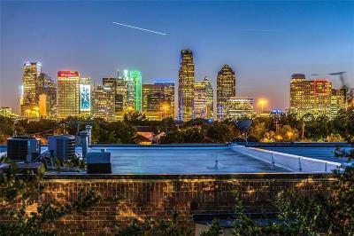 Dallas Townhouse For Sale: 1500 Pecos Street #8