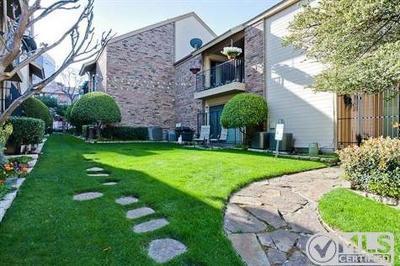 Dallas Condo Active Option Contract: 3209 Cole Avenue #204