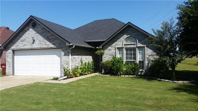 Single Family Home For Sale: 1402 Pecan Creek Drive
