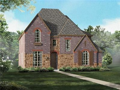 Frisco Single Family Home Active Contingent: 13833 Round Prairie