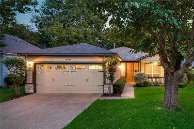 Dallas Single Family Home For Sale: 9012 Diceman Drive