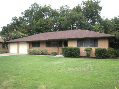 Fort Worth Single Family Home For Sale: 4212 Selkirk Drive W