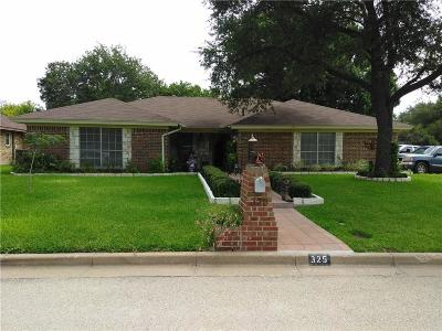 Fort Worth Single Family Home For Sale: 325 Flaxseed Lane