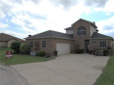 Crowley Single Family Home For Sale: 11021 Adiana Lane