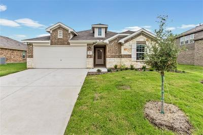 Waxahachie Single Family Home For Sale: 132 Chestnut