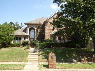 North Richland Hills Single Family Home For Sale: 8212 Hallmark Drive