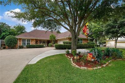 North Richland Hills Single Family Home For Sale: 6525 Lake Side Circle