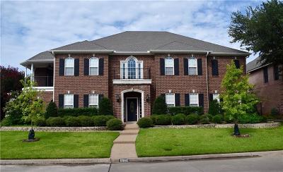 Tarrant County Single Family Home For Sale: 6816 Vista Ridge Drive E