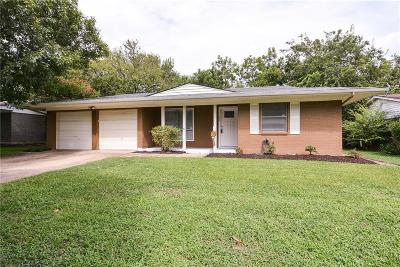 Richardson Single Family Home For Sale: 322 Brookwood Drive