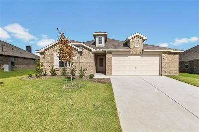 Waxahachie Single Family Home For Sale: 122 Chestnut Road