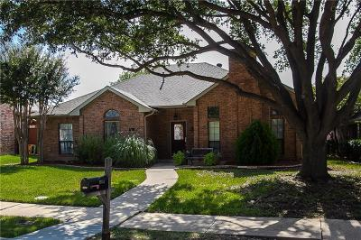 Carrollton Single Family Home For Sale: 4451 Emerald Drive