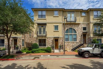 Plano Townhouse For Sale: 5765 Lois Lane