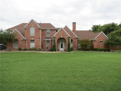 Rowlett Single Family Home For Sale: 5414 Miller Heights Drive