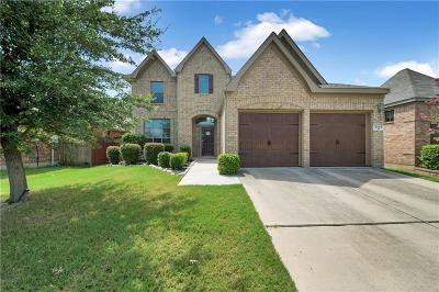 Fort Worth Single Family Home For Sale: 3548 Furlong Way