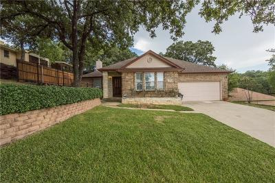 Fort Worth Single Family Home For Sale: 7621 Craig Street
