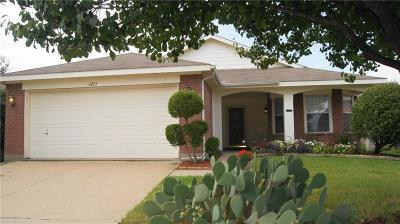Forney TX Single Family Home For Sale: $184,900