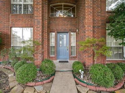 Plano Single Family Home For Sale: 7820 Gibsland Drive