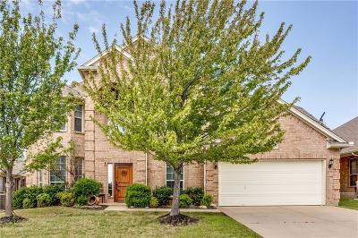 Fort Worth Single Family Home For Sale: 10125 Red Bluff Lane